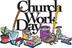 Work Day @ Song of Life UMC