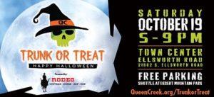 Trunk/Treat @ Queen Creek Town Center