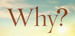 Why? Study @ Song of Life UMC Youth Rm